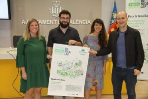 Valencia invests in deprived neighbourhood to tackle climate change with nature-based solutions