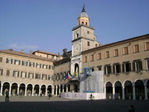 Understanding flooding and heat stress in Modena