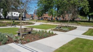 West Gorton Community Park – a nature-based solutions demonstration project for Manchester