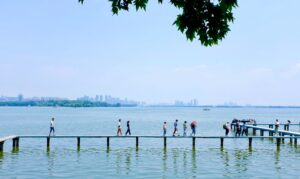 Wuhan Sponge City Programme: achieving harmony among people, water and city